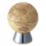 地球儀貯金箱