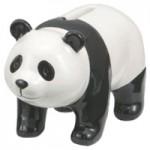 パンダ貯金箱